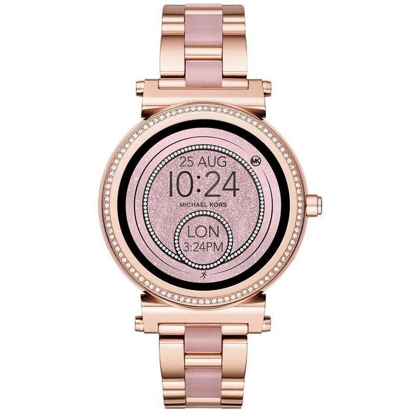 48a689f5c3144 Orologio Michael Kors Access Donna Sofie MKT5041 Smartwatch