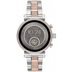 Comprare Orologio da Donna Michael Kors Access Sofie Smartwatch MKT5064