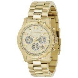 Orologio Michael Kors Donna Runway MK5055 Cronografo