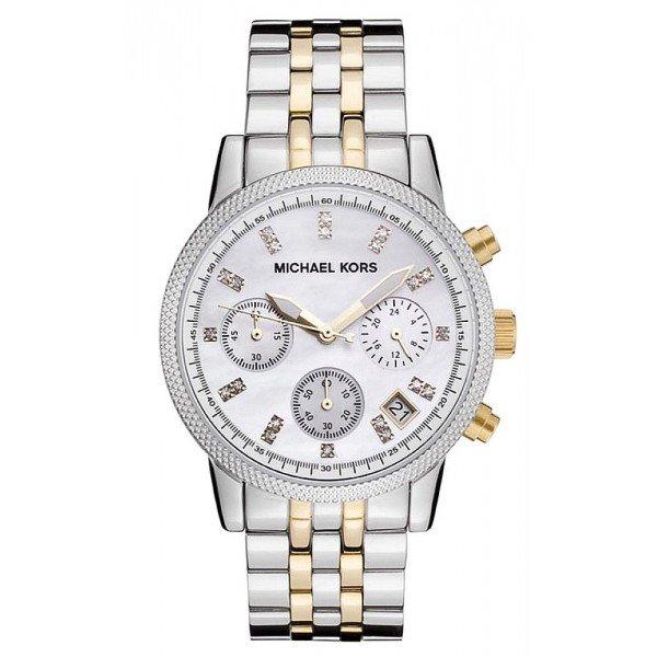 Comprare Orologio Michael Kors Donna Ritz MK5057 Cronografo