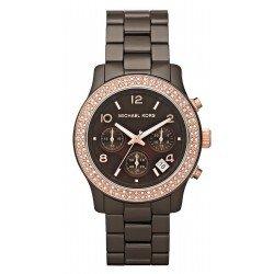 Orologio Michael Kors Donna Runway MK5517 Cronografo