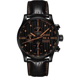 Orologio Mido Uomo Multifort Cronografo Automatico M0056143605122