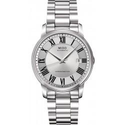 Comprare Orologio Mido Uomo Baroncelli III COSC Chronometer Automatic M0104081103309
