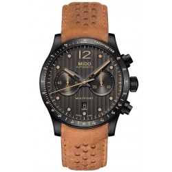 Orologio Mido Uomo Multifort Adventure Automatic Chronograph M0256273606110