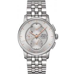 Comprare Orologio Mido Uomo Baroncelli II M86074101 Cronografo Automatico