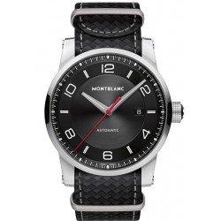 Comprare Orologio da Uomo Montblanc TimeWalker Urban Speed Date e-Strap Automatic 113850