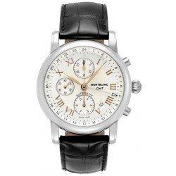 Comprare Orologio da Uomo Montblanc Star Chronograph GMT Automatic 36967