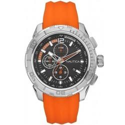 Orologio Nautica Uomo NST 101 A18723G Cronografo