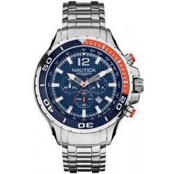 Orologio Nautica Uomo NST 02 A26535G Cronografo