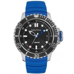 Orologio Nautica Uomo NMX Dive Style Date NAD18517G
