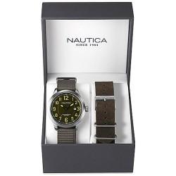 Comprare Orologio Nautica Uomo NCC 01 Date Box Set NAI12525G