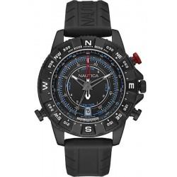 Orologio Nautica Uomo NSR 103 Tide Temp Compass NAI21001G