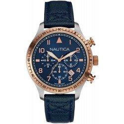 Comprare Orologio Nautica Uomo BFD 105 NAI17500G Cronografo