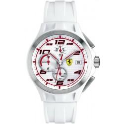Comprare Orologio Scuderia Ferrari Uomo SF102 Lap Time Chrono 0830016