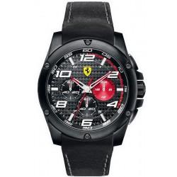 Comprare Orologio Scuderia Ferrari Uomo SF104 Paddock Chrono 0830030