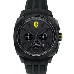 Comprare Orologio Scuderia Ferrari Uomo Aerodinamico Chrono 0830114
