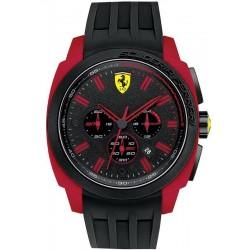 Comprare Orologio Scuderia Ferrari Uomo Aerodinamico Chrono 0830115