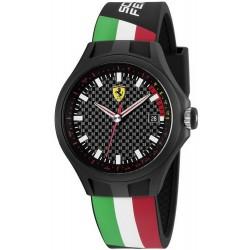 Comprare Orologio Scuderia Ferrari Uomo Pit Crew 0830131