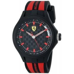 Comprare Orologio Scuderia Ferrari Uomo Pit Crew 0830172