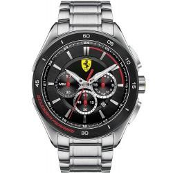 Comprare Orologio Scuderia Ferrari Uomo Gran Premio Chrono 0830188