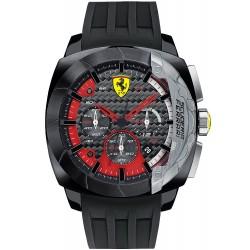 Comprare Orologio Scuderia Ferrari Uomo Aerodinamico Chrono 0830205