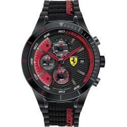 Comprare Orologio Scuderia Ferrari Uomo Red Rev Evo Chrono 0830260