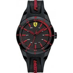 Comprare Orologio Scuderia Ferrari Uomo Red Rev 0840004