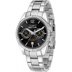 Orologio Sector Uomo 240 R3253240003 Cronografo Quartz