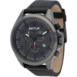 Orologio Sector Uomo 180 R3271690026 Cronografo Quartz