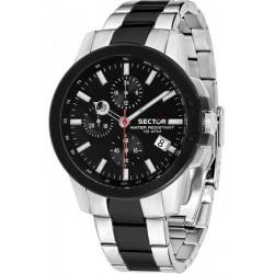 Orologio Sector Uomo 480 R3273797002 Cronografo Quartz