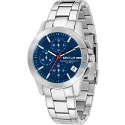 Orologio Sector Uomo 480 R3273797503 Cronografo Quartz