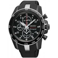 Orologio Seiko Uomo Sportura Alarm Chronograph Quartz SNAE89P1