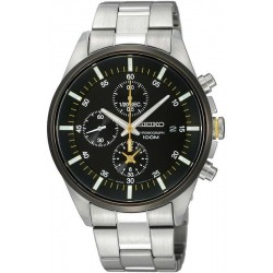 Orologio Seiko Uomo Sportura SNDC85P1 Cronografo Quartz