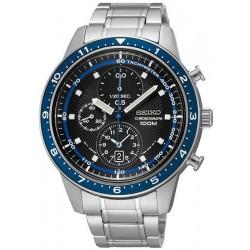 Orologio Seiko Uomo SNDF39P1 Cronografo Quartz