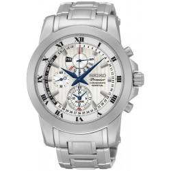 Comprare Orologio Seiko Uomo Premier Chronograph Perpetual Calendar Alarm SPC159P1