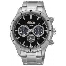 Comprare Orologio Seiko Uomo Neo Sport SRW035P1 Cronografo Quartz