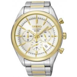 Comprare Orologio Seiko Uomo Neo Sport SSB090P1 Cronografo Quartz