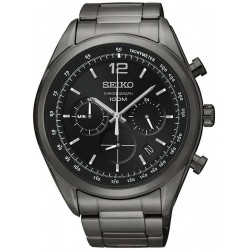 Orologio Seiko Uomo Neo Sport SSB093P1 Cronografo Quartz