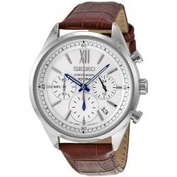 Orologio Seiko Uomo Neo Sport SSB157P1 Cronografo Quartz