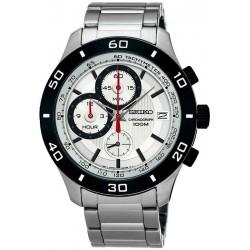Orologio Seiko Uomo Neo Sport SSB189P1 Cronografo Quartz