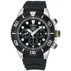 Comprare Orologio Seiko Uomo Prospex Chronograph Diver's 200M Solar SSC021P1