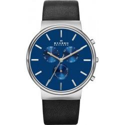 Comprare Orologio Skagen Uomo Ancher Cronografo SKW6105
