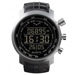 Orologio Uomo Suunto Elementum Terra Black Rubber / Dark Display SS014522000