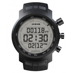 Comprare Orologio Uomo Suunto Elementum Terra Black Rubber / Light Display SS018732000