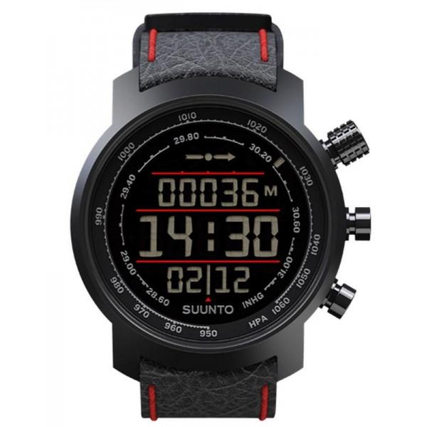 Comprare Orologio Uomo Suunto Elementum Terra Black/Red Leather SS019171000