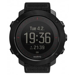 Orologio Uomo Suunto Traverse Alpha Black Red SS023157000