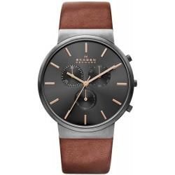 Comprare Orologio Skagen Uomo Ancher Cronografo SKW6106