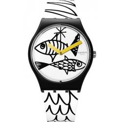 Orologio Swatch Unisex Gent Pesciolini GB303