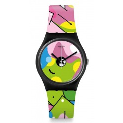 Comprare Orologio Swatch Donna Gent Image Of Graffiti GB317