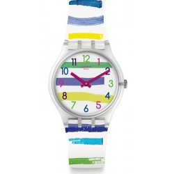 Comprare Orologio Swatch Unisex Gent Colorland GE254